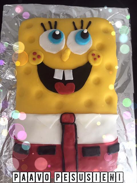 Paavo Pesusieni-kakku