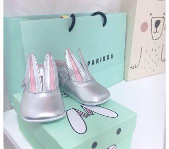 Parikka baby bunny kengät