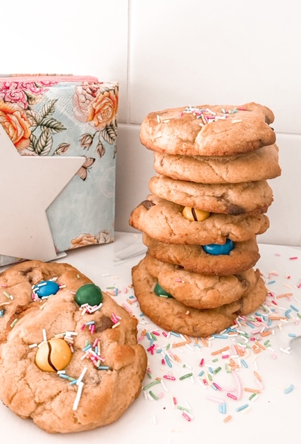 Chocolate Chip Cookies Resepti