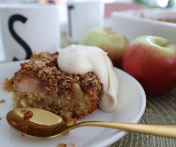 kauramuru omenapiirakka