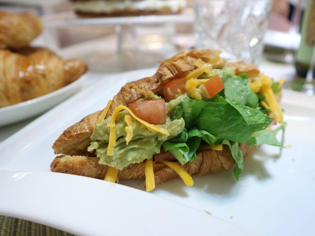 croissant ja taco