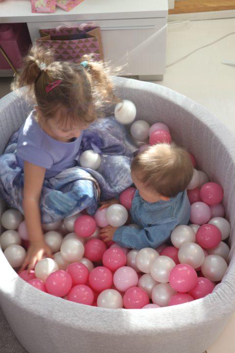 Pallomeri lapsille