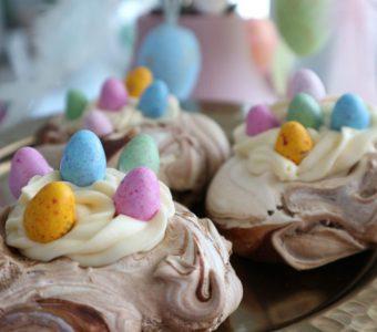Suklaamarenki pääsiäisherkku