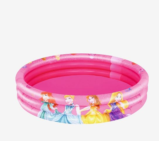 prinsessa uima-allas ulos