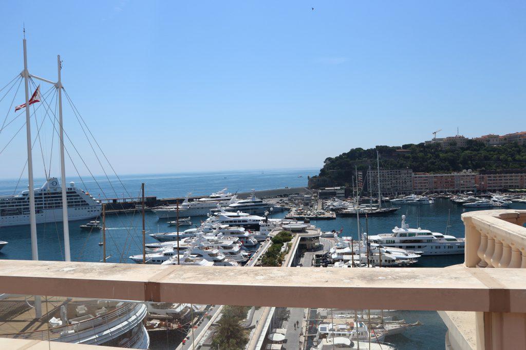 Monacon satama