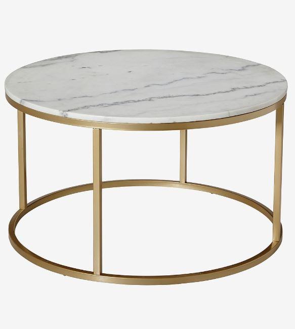 osta marmorinen sohvapöytä