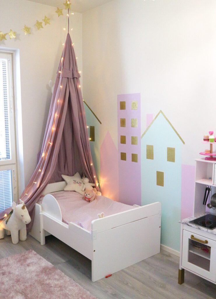 lastenhuone sänky