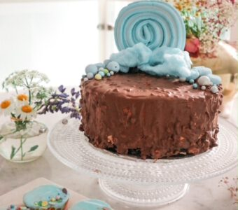Tupla-suklaakakku