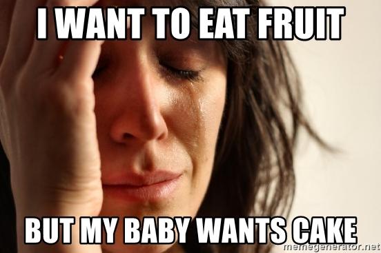 raskausajan ruokahimot